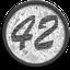 42-coin (42) Logo