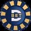 DecentBet (DBET) Logo