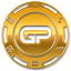 Gold Poker (GPKR) Logo