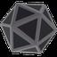 Kleros (PNK) Logo