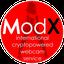 MODEL-X-coin (MODX) Logo