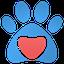 PAWS Fund (PAWS) Logo